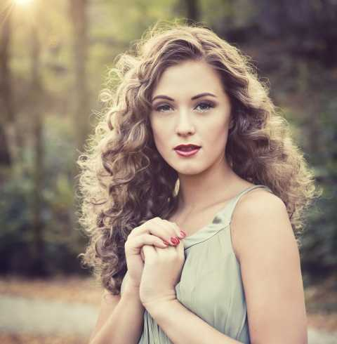 Hår, make-up &; styling: mette i falk &; hilde van leuffen